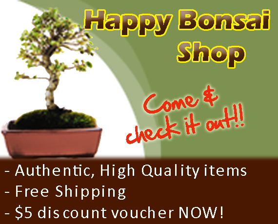 Happy Bonsai Shop
